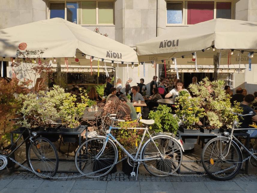Reštaurácia Aioli