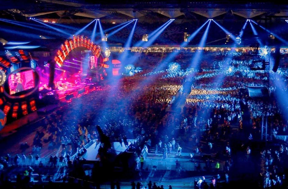 Hudobne pudujatia vo Varšave - Orange Warsaw Festival