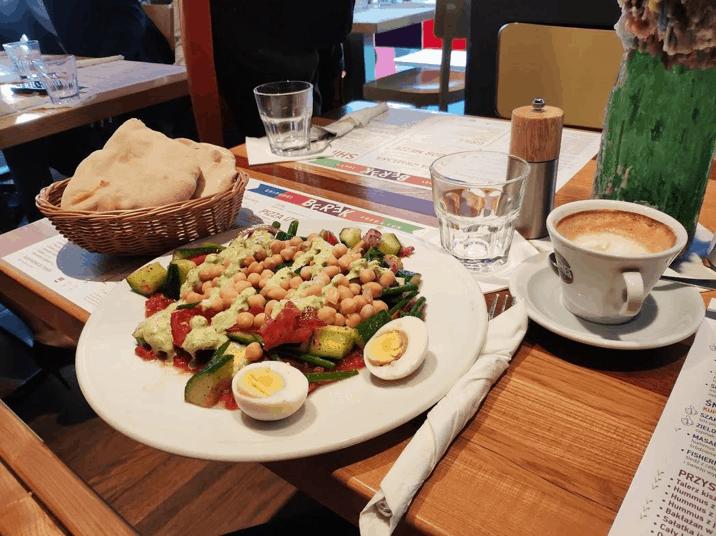 Reggeli a Varsóban - Berek étterem