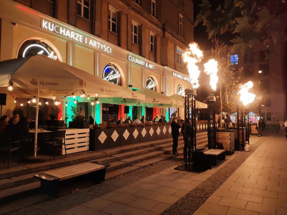 ul. świętokrzyska