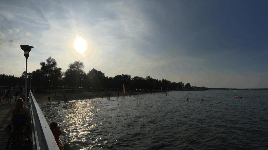 Fürdők Varsóban és a környéken