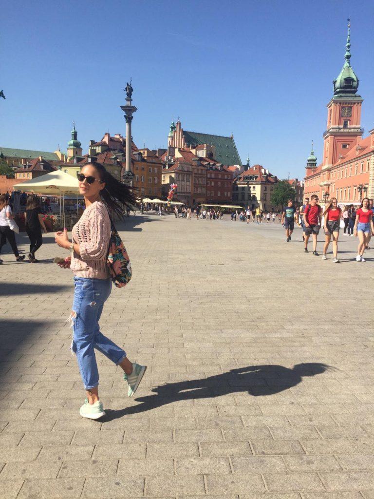 Staré město ve Varšavě