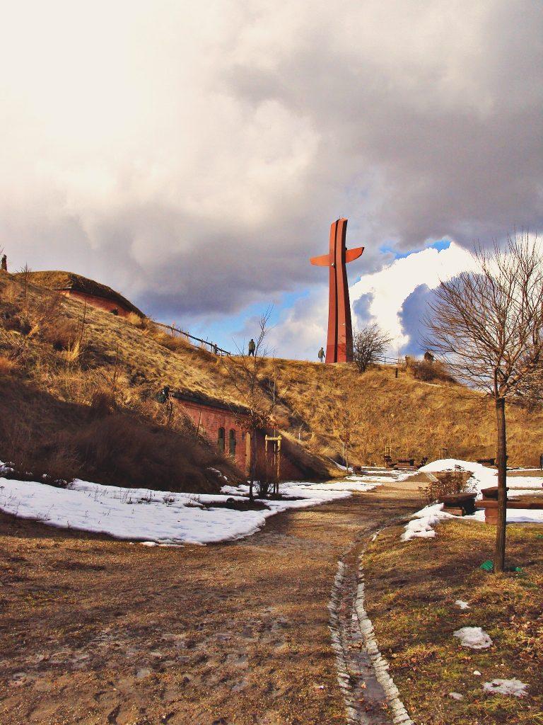 Góra Gradowa i Krzyż Milenijny