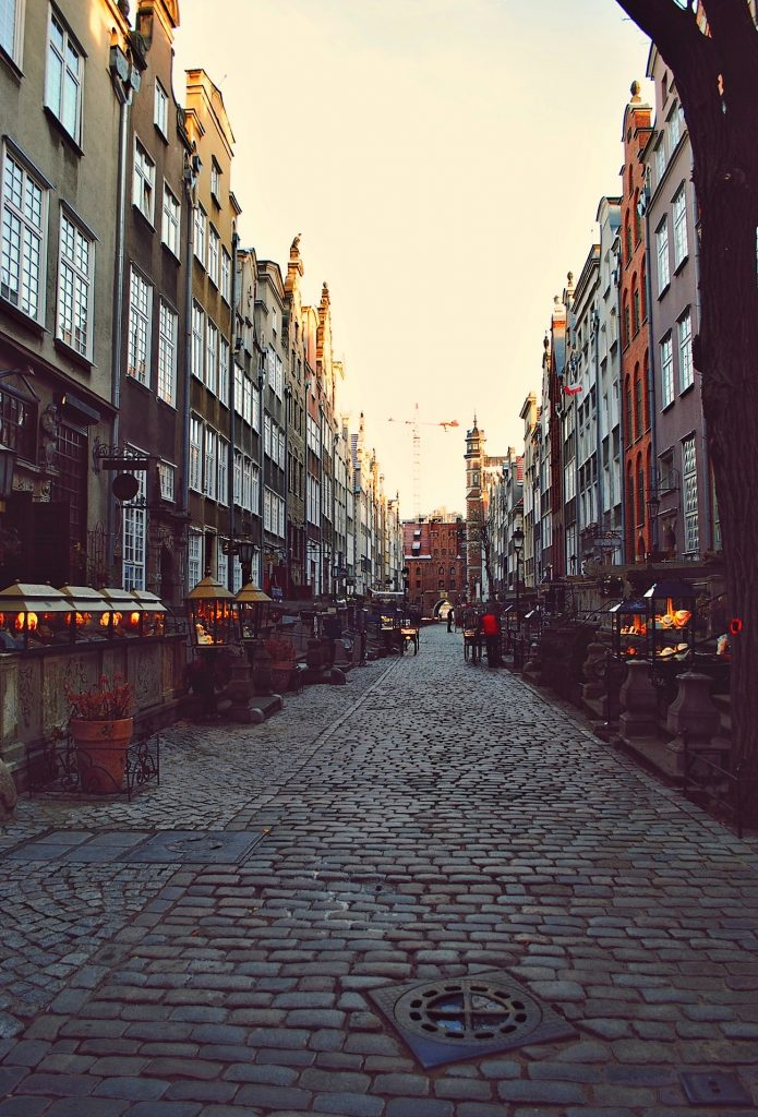 Ulice Mariacka