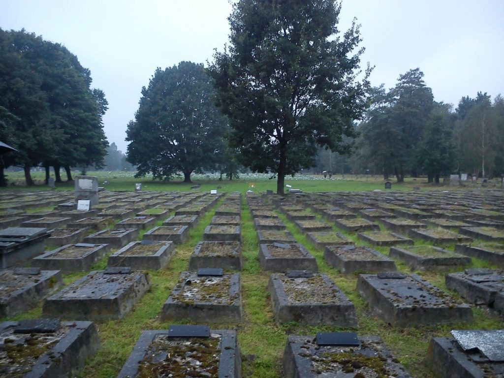 Židovský cintorín v Lodži